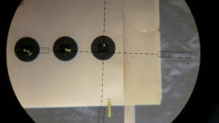 BSA Scorpion SE .22 - Part 2 - 55 yards Scopecam