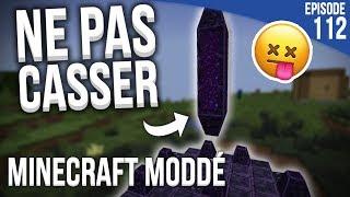 JE N'AURAIS JAMAIS DU CASSER CE TOTEM...   Minecraft Moddé S3   Episode 113