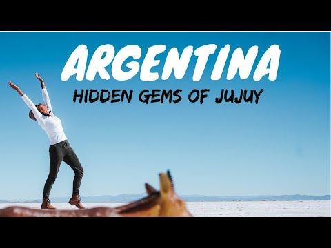 ARGENTINA VLOG: EXPLORING PURMAMARCA, SALINAS GRANDES AND TILCARA | SOUTH AMERICA TRIP VLOG 2