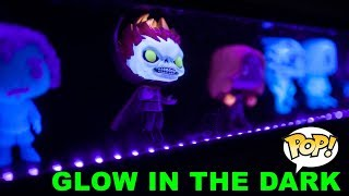 How To Display Glow In The Dark Funko Pops - CHEAP