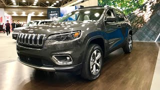 Ready For An Adventure! | 2019 Jeep Cherokee Limited Quick Walk Around