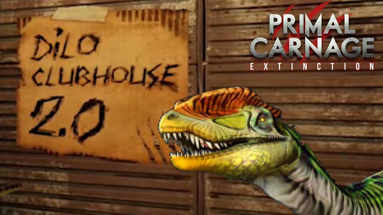 dilophosaurus primal carnage - photo #19