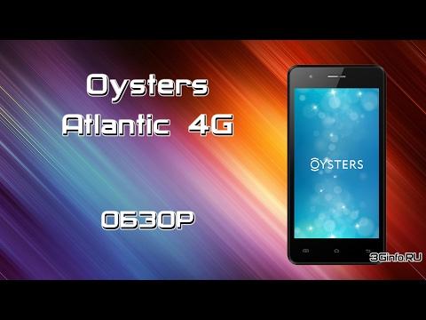 Oysters Atlantic 4G. Обзор.