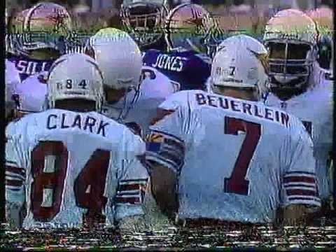 Dallas Cowboys vs Phoenix Cardinals 9-19-1993 (1st Half)