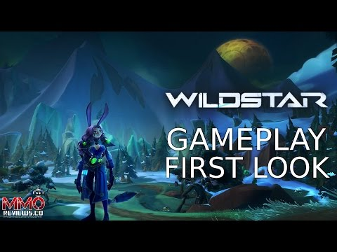 Wildstar Gameplay 2015 First Look | Wildstar Free to Play