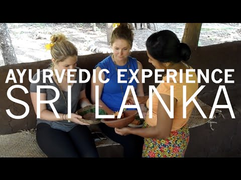 Ayurvedic Experience with Work the World in Sri Lanka