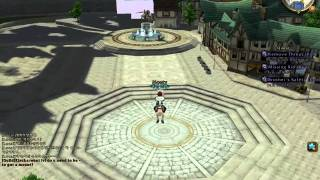 Ragnarok Online 2: LOTS - Change Job Knight R-Care Test