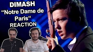 Dimash Kudaibergen   Notre Dame De Paris Singers Reaction
