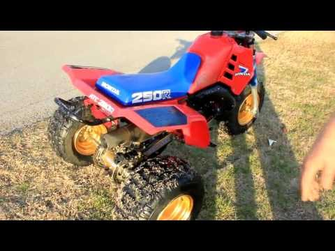 perfect 1985 ATC 250R and other toys