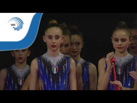 ITALY – 2017 Junior European silver medalist Group