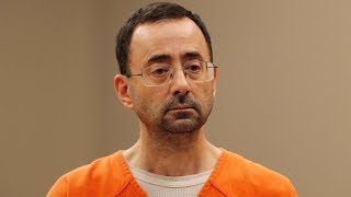 Larry Nassar Gets 40 To 175 Years In Prison | Los Angeles Times