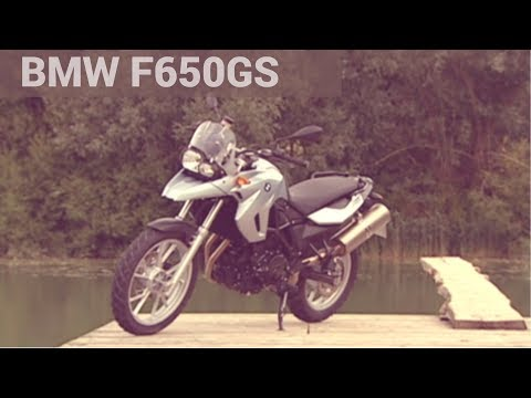 BMW F650GS [2008-2013] - Universal motorcycle for Adventure
