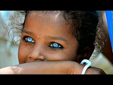 10 People With Most Beautiful Eyes