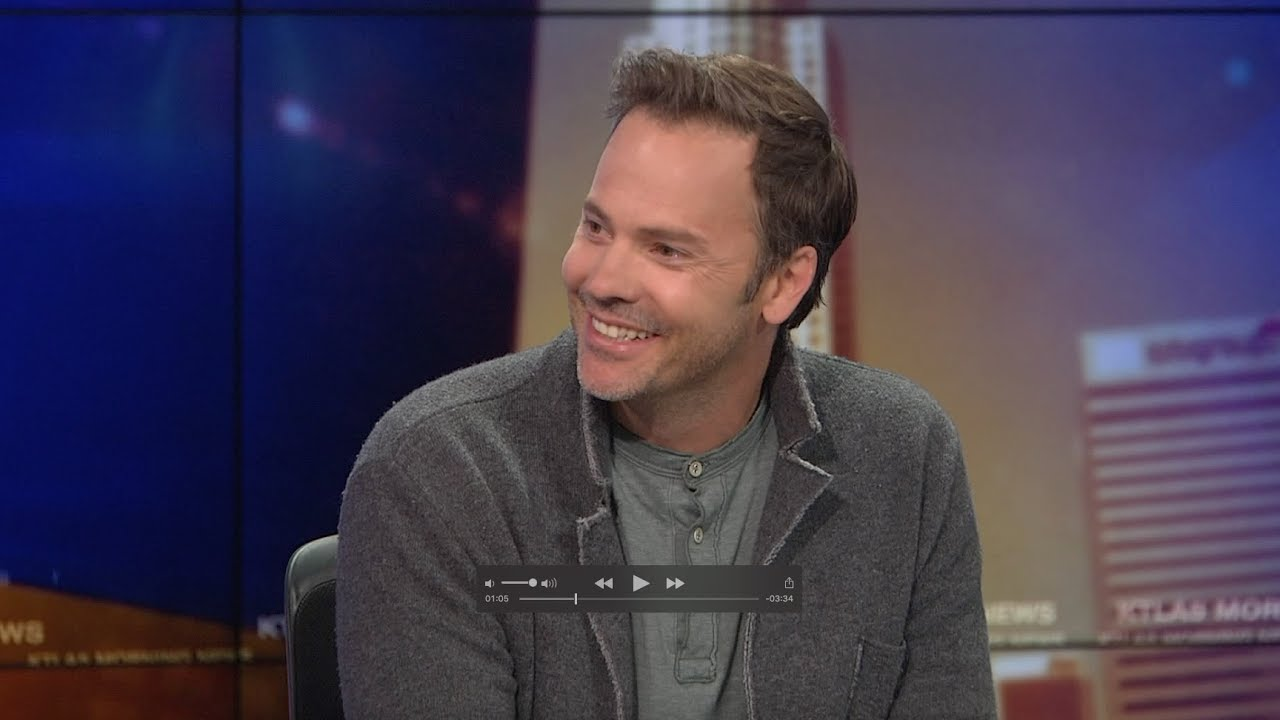 "Barry Watson Talks New Show ""Date My Dad"" - YouTube"