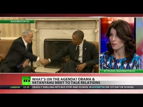 Tensions apparent at Obama-Netanyahu meeting