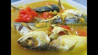 Cara-Cara Membuat Ikan Masak Ampap :) ❤ Bahan-bahan ❤ - Bawang Merah - Bawang Putih - Cili Padi - Kunyit Hidup / Serbuk Kunyit - Minyak Masak - Air ...