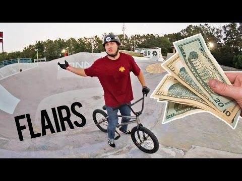 BMX TRICKS FOR CASH