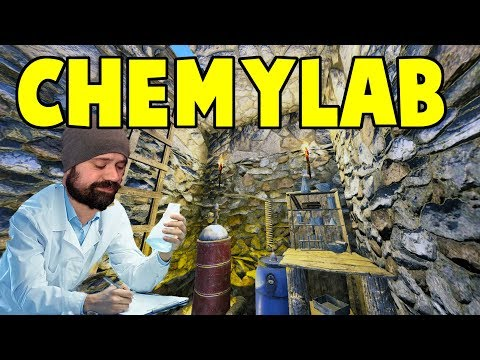 Little Chemy Lab  Undead Legacy  7 Days To Die A16  S01 E16
