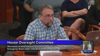 Mark Slis (Scientist & Vape Shop Owner) drives 500 miles to speak about Michigan's flavor ban.