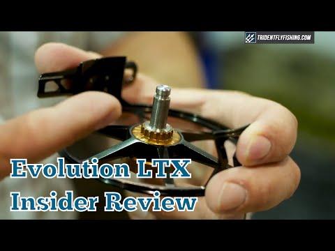 Ross Evolution LTX Fly Reel - Bart Larmouth Insider Review