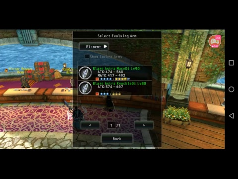 Element Case Upgrade And Farming In Avabel Online