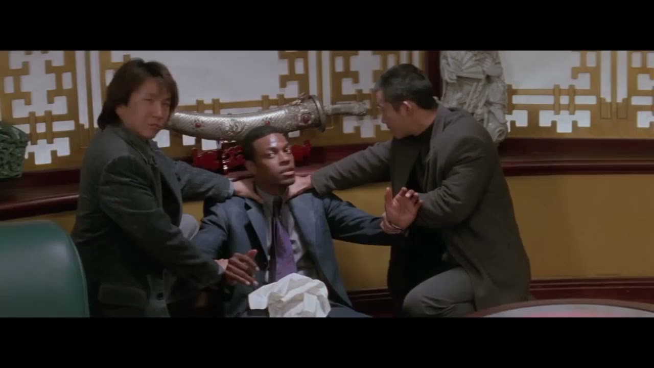 Download Do You Understand the Words That Are Coming Out of My Mouth? - Rush Hour Movie CLIP (1998) HD