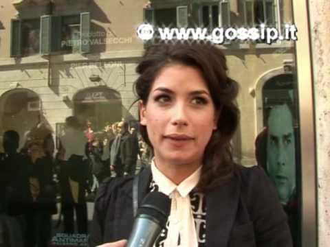 Giulia Michelini, la fiction e' donna