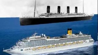 Titanic e Costa Concordia - Destino Incrociato - ORIUNDAPACE
