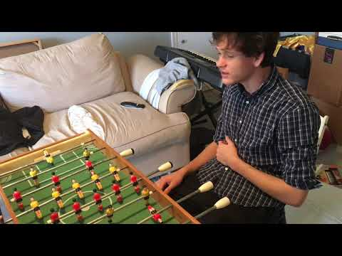 Types Of Foosball Players