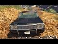 GTA 5 Chevrolet Impala 1964 SS Hard Top