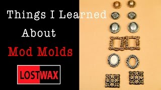 Mod Mold Review. Silicone Molds You Can Use With Your Glue Gun.