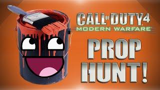 Video COD4 Prop Hunt! - Eavesdrop Fun, Lucky Vanoss, TreeForce & More! (Funny Moments) download MP3, 3GP, MP4, WEBM, AVI, FLV Desember 2017