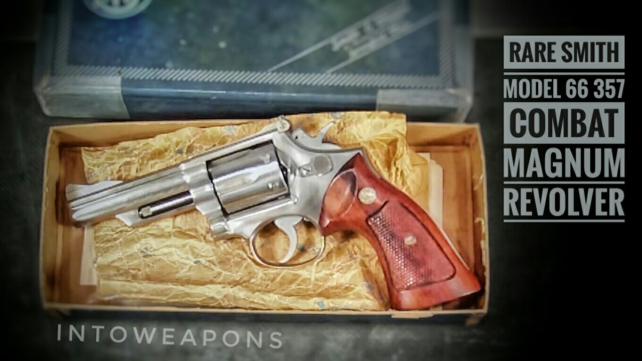 S&W Model 66 No Dash with a 1978-79 Serial Number