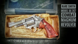 S&W Model 66 .357 Combat Magnum:  Review & Disassembly