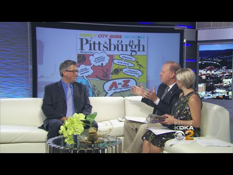Pittsburgh Magazine Releases Family City Guide