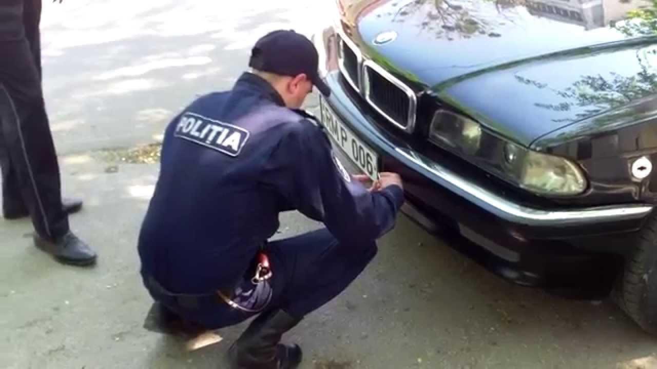 Poliția a scos numerele #RMP006 pentru parcare ilegală la #PL