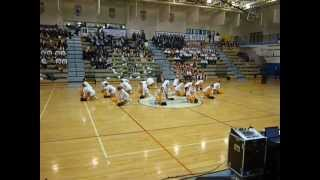 2013 Mid American Pom Pon Regionals - North Farmington High School