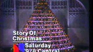 Tennessee Ernie Ford The Story Of Christmas 1978 NBC Promo