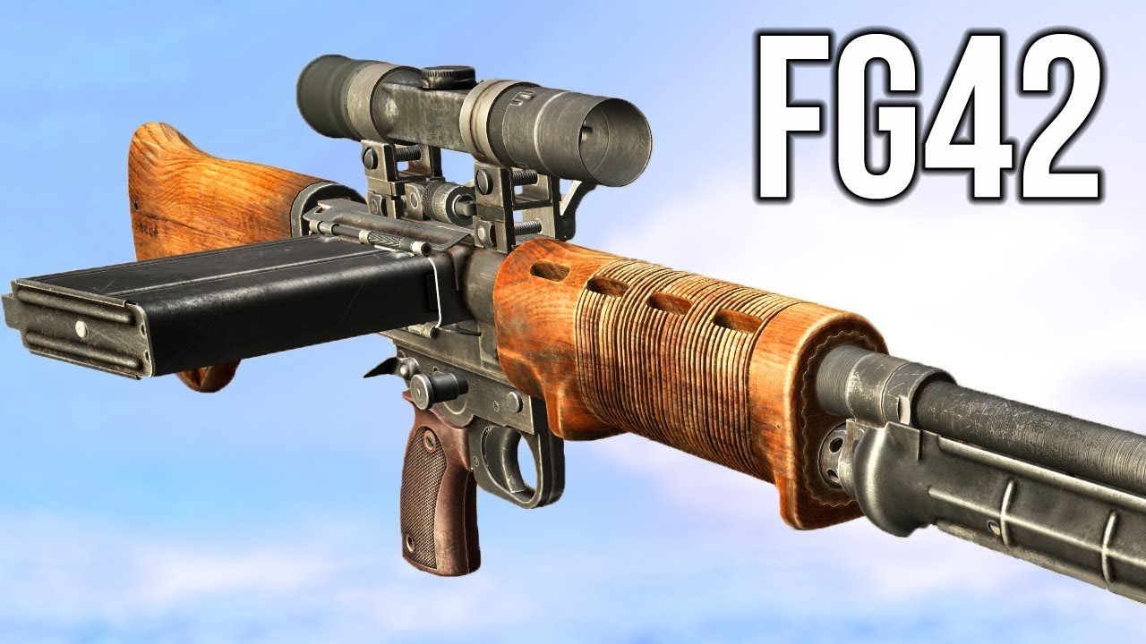 World of Guns - FG42 | How It Works - YouTube