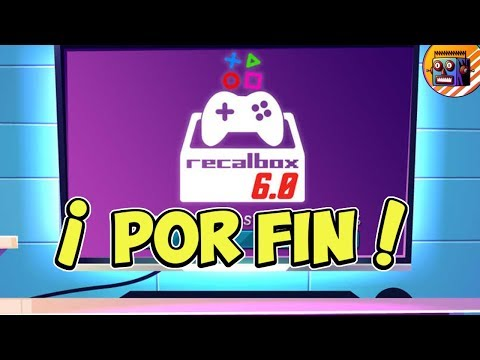 🔥 RECALBOX 6.0