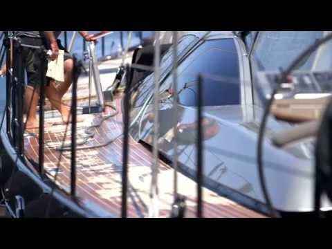 Loro Piana Superyacht Regatta 2015 - Registration Day
