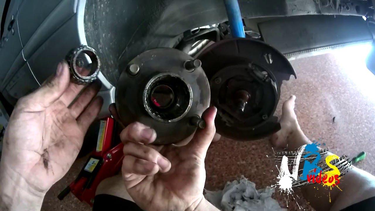 Rodamientos Rueda Trasera Ford Escort 98 Youtube
