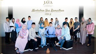 de JAVA Hotel - Ramadhan Greetings