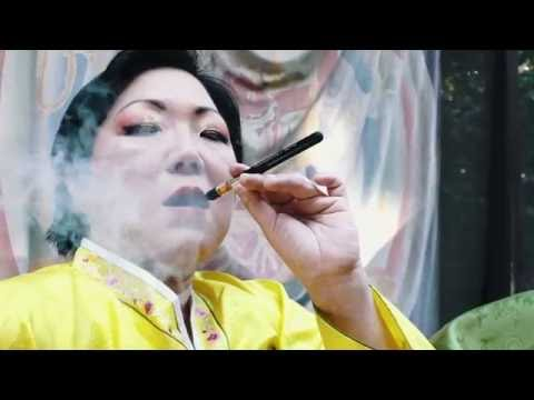 Awkwafina x Margaret Cho  GREEN TEA