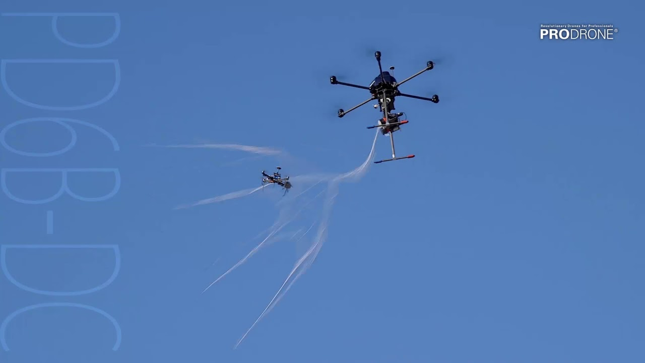 PRODRONE   Revolutionary Drones for Professionals