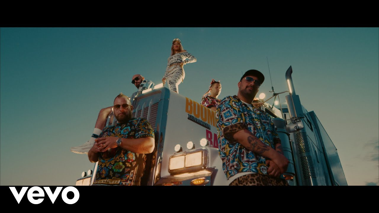Download Boomdabash, Baby K - Mohicani (Official Video)