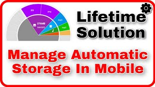 How to manage storage of any Android mobile phones - Technical Point