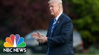 Watch Live: President Donald Trump Welcomes Irish Prime Minister To Capitol | NBC News