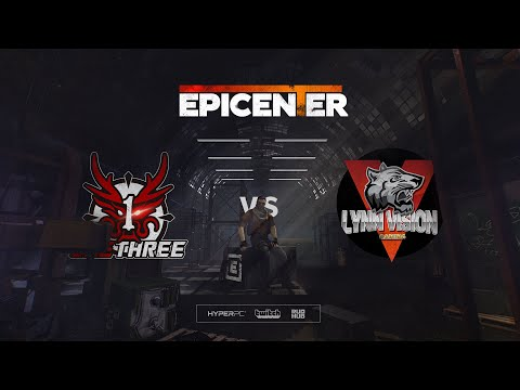 OneThree Vs Lynn Vision - Raybet EPICENTER Cup CN Quals - Map3 - De_inferno [MintGod & TheCraggy]