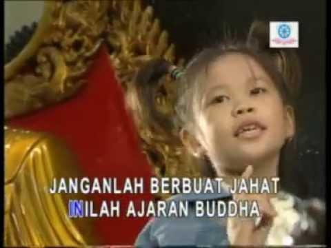 Lagu Buddhis Inilah Ajaran Budha    Video Klip Lagu Buddhis